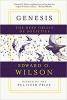 Edward O. Wilson,Genesis - The Deep Origin of Societies