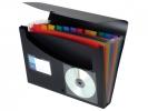 ,Documentenmap Viquel Rainbow Class ® 12 tabs 13 opbergvakken