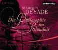 Sade, Donatien Alphonse Francois de,Die Philosophie im Boudoir