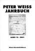 Peter Weiss Jahrbuch für Literatur, Kunst und Politik im 20. Jahrhundert,2001