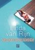 Linda van Rijn,Vakantievrienden - grote letter uitgave