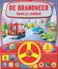 ,De brandweer komt je redden (mega geluidsboek)