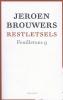 Jeroen  Brouwers,Restletsels feuilletons 9