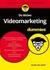 Gerda van Galen Evelien  Bruins,De kleine Videomarketing voor Dummies