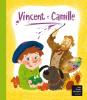<b>René van Blerk</b>,Vincent e Camille