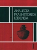 <b>Analecta praehistorica leidensia 1</b>,