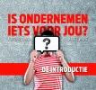 Karen  Romme, Karel  Wijne,Is ondernemen iets voor jou? De introductie