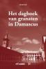 Jens  De Rycke,Het dagboek van granaten in Damascus