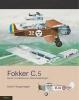 Edwin  Hoogschagen,Militaire Historie Fokker C.5 2