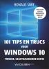 Ronald  Smit ,101 tips en trucs voor windows 10