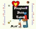 Pennsylvania Dutch cooking,traditional Dutch Dishes
