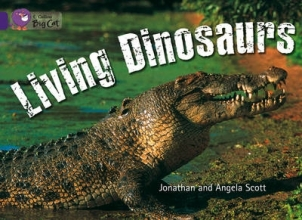 Jonathan Scott,   Cliff Moon Living Dinosaurs