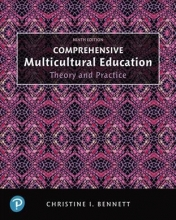 Bennett, Christine Comprehensive Multicultural Education Access Code