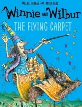Thomas, Valerie Winnie and Wilbur: The Flying Carpet with audio CD
