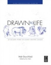 Stanchfield Drawn to Life: 20 Golden Years of Disney Master Classes
