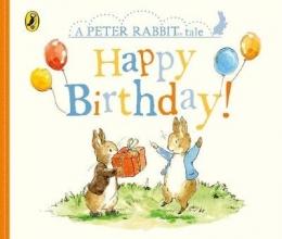 Potter, Beatrix Peter Rabbit Tales - Happy Birthday