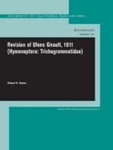Albert K. Owen Revision of Ufens Girault, 1911 (Hymenoptera: Trichogrammatidae)