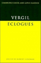Virgil,   Robert Coleman Virgil: Eclogues