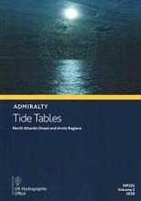 Admiralty Tide Tables Volume 2 - North Atlantic Ocean & Arctic Regions