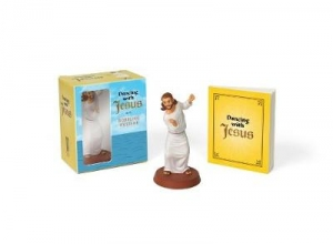 Stall, Sam Dancing With Jesus Bobbling Figurine