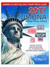 USBNA Postage Stamp Catalog 2017