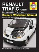 Haynes Publishing Renault Traffic Van