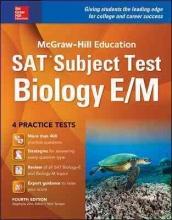 Zinn, Stephanie McGraw-Hill Education SAT Subject Test Biology E/M