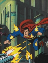McCloud, Scott Superman Adventures, Volume 1