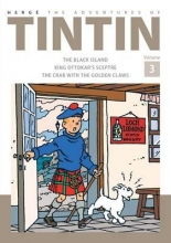 Hergé The Adventures of TinTin Vol 3 Compact Edition