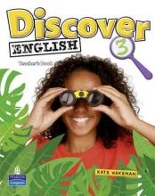 Wakeman, Kate Discover English Global 3 Teacher`s Book
