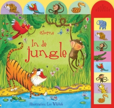 In de Jungle geluidenboek