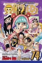 Oda, Eiichiro One Piece, Vol. 74