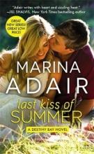 Adair, Marina Last Kiss of Summer