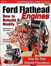 Michael Hermann,   Tony Thacker Ford Flathead Engines