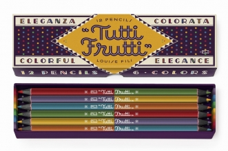 Louise,Fili Tutti Frutti Pencils