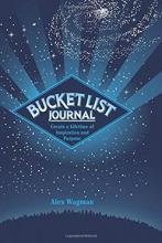 Wagman, Alex Bucket List Journal