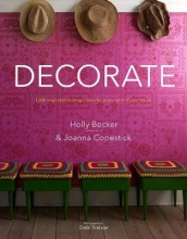 Becker, Holly Decorate (New Edition with new cover & price)