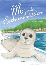 Rüther, Marina Mo in der Seehundstation