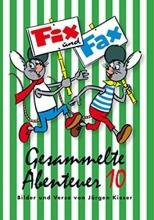 Kieser, Jürgen Fix und Fax Gesammelte Abenteuer 10