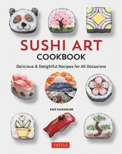 Ken,Kawasumi Sushi Art Cookbook