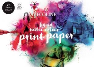 , Talens ecoline printpapier a4 150 grams