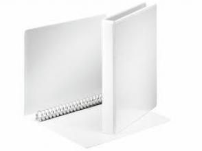 , Presentatieringband Esselte A4 23-rings O-mech 20mm wit