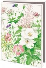 Mcw224 , Notecards 15x10.5 cm 10 stuks bloemen cynthia van spengler