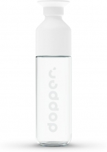 , Dopper glas 400ml