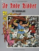 Willy  Vandersteen De rode ridder 76 De barbaar