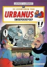 Willy  Linthout De avonturen van Urbanus Snoeperdepoep