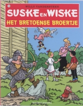 Willy  Vandersteen Suske en Wiske 192 Het Bretoense broertje