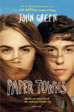 John  Green Paper Towns Filmeditie