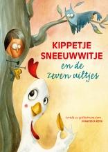 Francesca  Rossi Kippetje Sneeuwwitje en de Zeven uiltjes