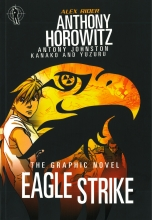 Anthony  Horowitz Alex Rider - Eagle strike - graphic novel